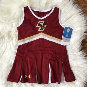 aec6387d4 Official Boston College Under Armour dress 3T NWT